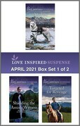 Love Inspired Suspense April 2021 - Box Set 1 of 2