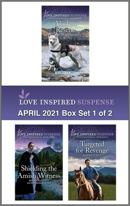 Love Inspired Suspense April 2021 - Box Set 1 of 2