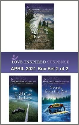 Love Inspired Suspense April 2021 - Box Set 2 of 2