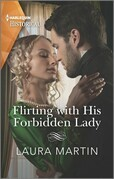 Flirting with His Forbidden Lady