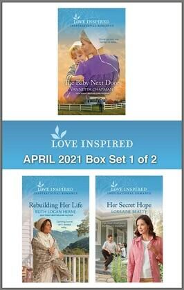 Love Inspired April 2021 - Box Set 1 of 2