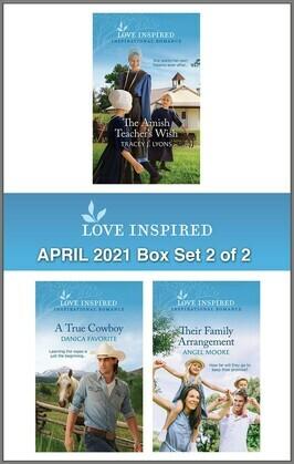 Love Inspired April 2021 - Box Set 2 of 2