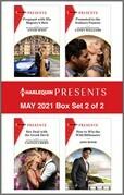 Harlequin Presents - May 2021 - Box Set 2 of 2