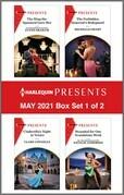 Harlequin Presents - May 2021 - Box Set 1 of 2