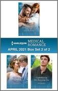 Harlequin Medical Romance April 2021 - Box Set 2 of 2