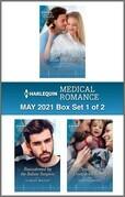 Harlequin Medical Romance May 2021 - Box Set 1 of 2