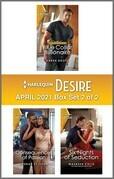 Harlequin Desire April 2021 - Box Set 2 of 2