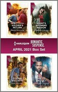 Harlequin Romantic Suspense April 2021 Box Set