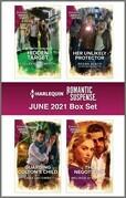 Harlequin Romantic Suspense June 2021 Box Set