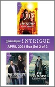 Harlequin Intrigue April 2021 - Box Set 2 of 2