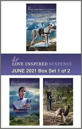 Love Inspired Suspense June 2021 - Box Set 1 of 2