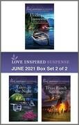 Love Inspired Suspense June 2021 - Box Set 2 of 2