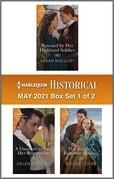 Harlequin Historical May 2021 - Box Set 1 of 2