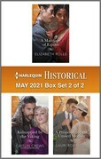 Harlequin Historical May 2021 - Box Set 2 of 2