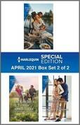 Harlequin Special Edition April 2021 - Box Set 2 of 2