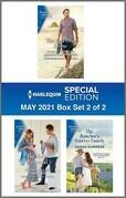 Harlequin Special Edition May 2021 - Box Set 2 of 2