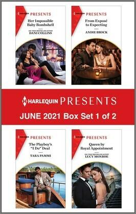 Harlequin Presents - June 2021 - Box Set 1 of 2