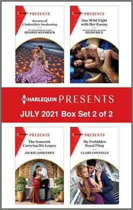 Harlequin Presents - July 2021 - Box Set 2 of 2