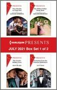 Harlequin Presents - July 2021 - Box Set 1 of 2