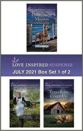 Love Inspired Suspense July 2021 - Box Set 1 of 2