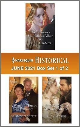 Harlequin Historical June 2021 - Box Set 1 of 2
