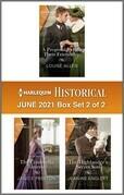 Harlequin Historical June 2021 - Box Set 2 of 2