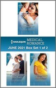 Harlequin Medical Romance June 2021 - Box Set 1 of 2