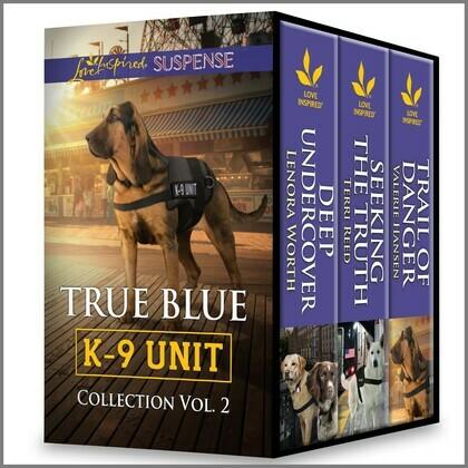 True Blue K-9 Unit Collection Vol 2
