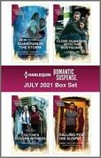 Harlequin Romantic Suspense July 2021 Box Set