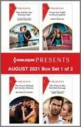 Harlequin Presents - August 2021 - Box Set 1 of 2