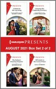 Harlequin Presents - August 2021 - Box Set 2 of 2