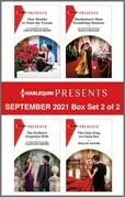 Harlequin Presents September 2021 - Box Set 2 of 2