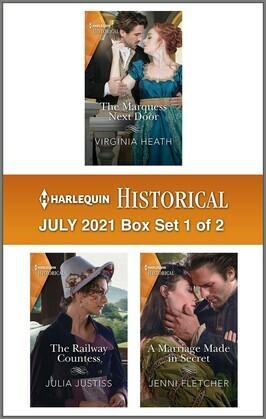 Harlequin Historical July 2021 - Box Set 1 of 2