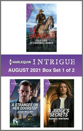 Harlequin Intrigue August 2021 - Box Set 1 of 2