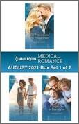 Harlequin Medical Romance August 2021 - Box Set 1 of 2