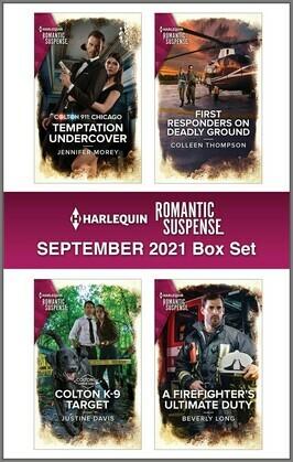 Harlequin Romantic Suspense September 2021 Box Set