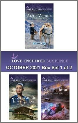Love Inspired Suspense October 2021 - Box Set 1 of 2