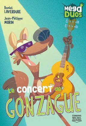 MégaDUOS 8 - Le concert de Gonzague