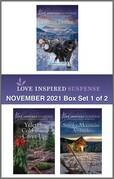 Love Inspired Suspense November 2021 - Box Set 1 of 2
