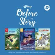 Disney Before the Story: Mulan, Pocohontas & Snow White