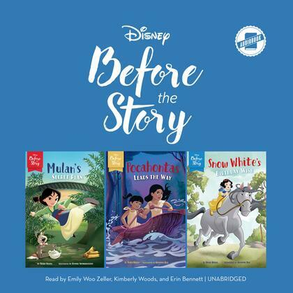 Disney Before the Story: Mulan, Pocohontas & Snow White