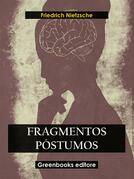 Fragmentos póstumos