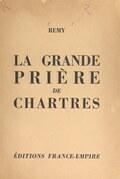 La grande prière de Chartres (dimanche 29 septembre 1963)