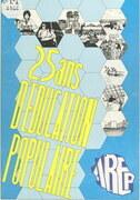 1962-1987 : 25 ans d'éducation populaire