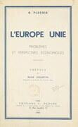 L'Europe unie