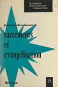Sacrements et évangélisation