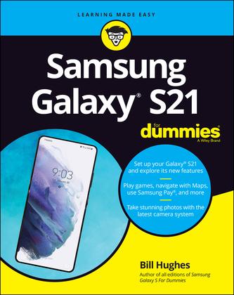 Samsung Galaxy S21 For Dummies