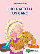 Lucia adotta un cane