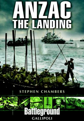 Anzac–The Landing