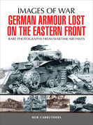 German Armour Lost on the Eastern Front